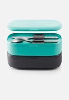 Lékué - Lunchbox to go-blue