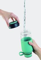 Lékué - Bottle to go 600ml-blue