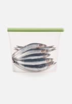 Lékué - Reusable silicone bag-clear 1000ml