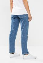 Cotton On - Maternity stretch mom jean - coogee blue