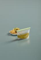 Lékué - Reusable silicone bag- clear 500 ml