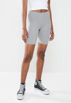 Factorie - Basic bike short - fog grey