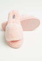 Miss Black - Rella slipper - pink