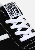Vans - VANS Sport - (suede) black