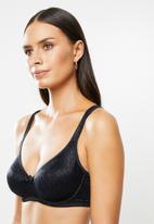 DORINA - Lindsay non-padded bra - black