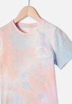 Cotton On - Stevie short sleeve embellished tee - purple