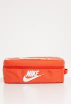 Nike - Nike shoebox bag - orange