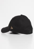 New Era - League essential 39thirty los angeles dodgers - black