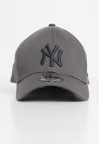 New Era - League essential 39thirty new york yankees - grey
