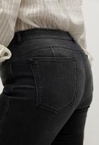 Violeta by Mango - Plus Jeans irene - grey