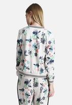 Y.A.S - Botanic Bomber Jacket