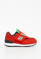 New Balance  - Infants 574 - red