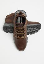 UrbanArt - Everest wax nub - dark brown