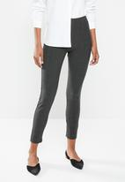 MANGO - Trousers avanti - grey
