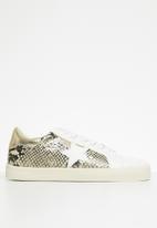 Madden Girl - Larrk sneaker - white & gold
