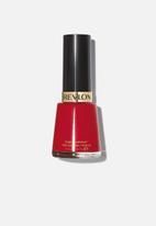 Revlon - Superlustrous nail enamel - red affair