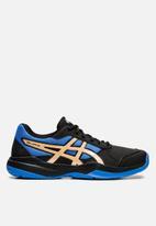 ASICS - Gel-game 7 gs sneakers - black & blue
