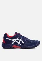 ASICS - Gel-resolution 8 gs sneakers - navy