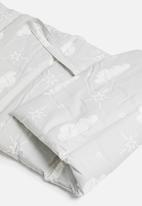 Sixth Floor - Dreamy bedroll - grey & white