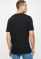 RVCA - Big rvca short sleeve tee - black