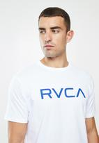 RVCA - Big rvca short sleeve tee - white