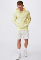 Cotton On - Essential fleece pullover - yellow