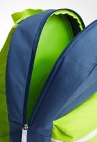 SOVIET - Salah backpack - green & blue