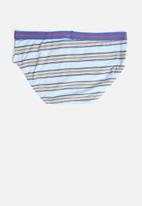 Cotton On - Boys 5 pack brief - multi