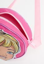 Character Group - Sling bag barbie - pink