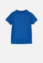 Cotton On - Kendricks polo - blue