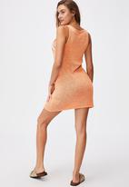 Cotton On - Summer lounge slip dress - peach