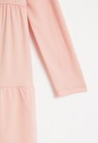 Superbalist Kids - Younger girls tier dress - blush