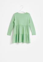 Superbalist Kids - Younger girls tier dress - sage