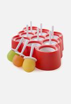 Zoku - Mini pop mold - red