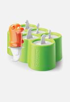 Zoku - Dinosaur pop mold - 4 pop green