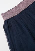 Cotton On - Trixiebelle dress up skirt   - navy