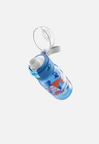 Zoku - Flip gulp bottle - blue