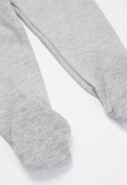 MANGO - Polaina trousers - grey