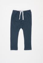 MANGO - June trousers - navy