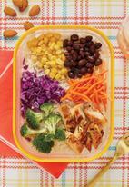 Zoku - 3 - pcs neat stack lunch set