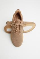ALDO - Rpplclear1b slip-on sneaker - brown