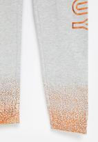 Sissy Boy - Foil logo leggings - grey