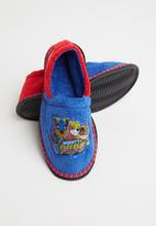 Character Group - Stokie slippers paw patrol - blue & red