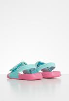 PUMA - Infants popcat 20 backstrap shoes - pink & blue