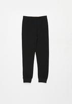 Superbalist Kids - Nasa short sleeve top & pants pj - black