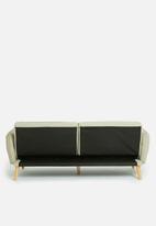 Sixth Floor - Nimbus sleeper couch - light grey