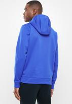 The North Face - Surgent hoodie - blue