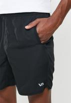 RVCA - Yogger iv short - black
