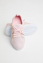 MINOTI - Girls trainer - pink