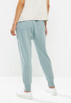 Cotton On - Super relaxed trackpant - blue